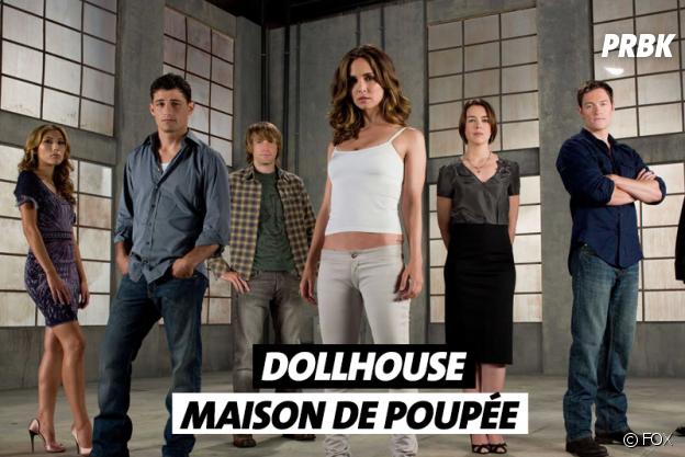 Les noms de séries traduits en français : Dollhouse