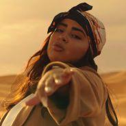 """Clip """"T'es où"""" : Marwa Loud cherche l'amour dans le désert avant son nouvel album ☀"""