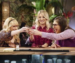 The Big Bang Theory saison 12 : Penny, Amy et Bernadette enceintes dans le final de la série ?