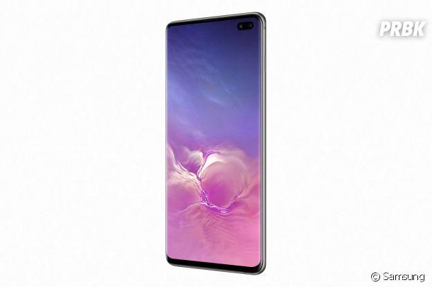 Le Samsung Galaxy S10+.