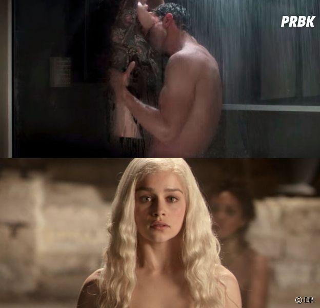 Fifty Shades of Grey, Game of Thrones. : 10 tournages de scènes de sexe qui ne se sont pas vraiment passés comme prévu