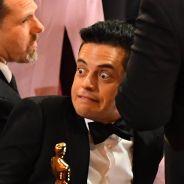 Rami Malek chute aux Oscars 2019 : plus de peur que de mal !