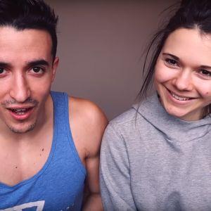 Tibo InShape et Juju Fitcats réagissent aux critiques sur leur vidéo de Saint-Valentin