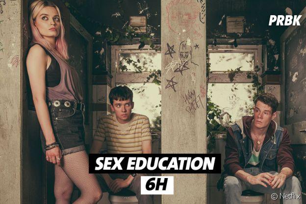 Combien de temps faut-il pour regarder Sex Education ?