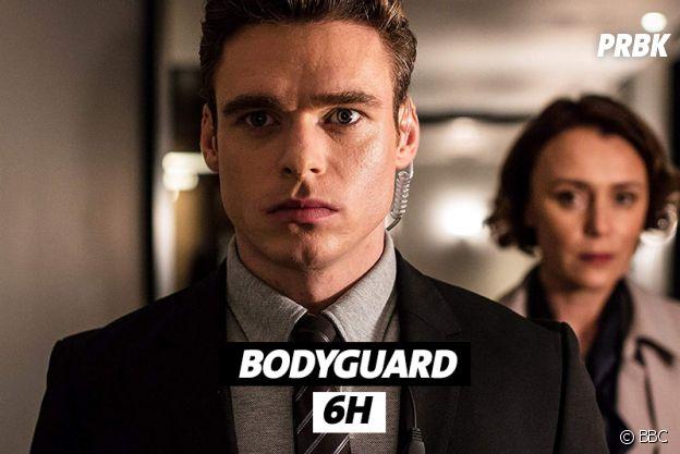 Combien de temps faut-il pour regarder Bodyguard ?