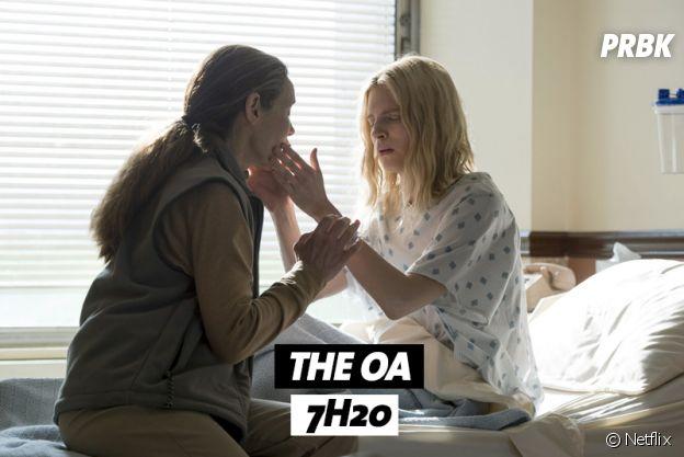 Combien de temps faut-il pour regarder The OA ?
