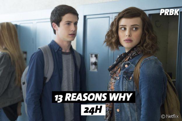 Combien de temps faut-il pour regarder 13 Reasons Why ?