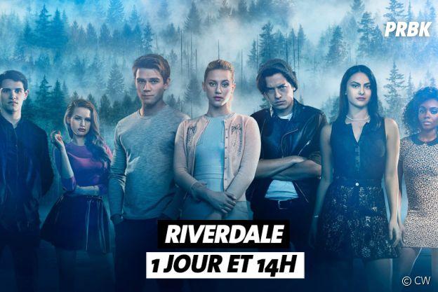 Combien de temps faut-il pour regarder Riverdale ?