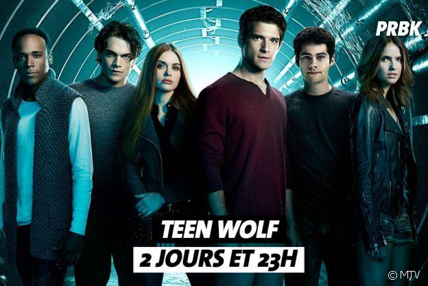 Combien de temps faut-il pour regarder Teen Wolf ?