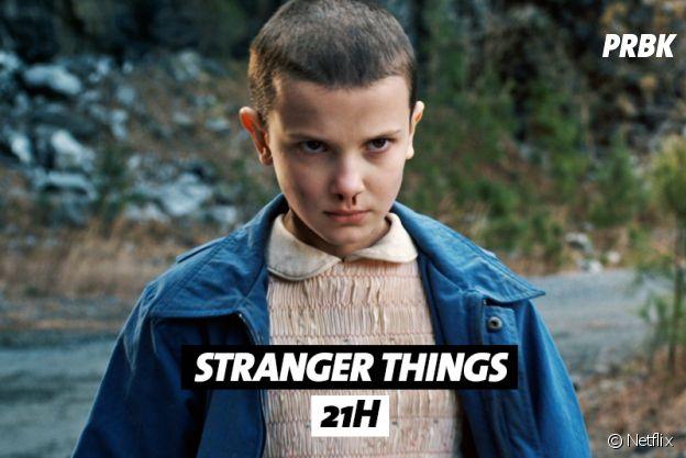 Combien de temps faut-il pour regarder Stranger Things ?