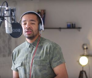 Valentin Yomba, candidat à The Voice 8