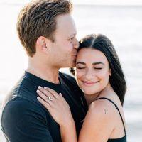 Lea Michele mariée à Zandy Reich : le couple s'est dit oui 💍