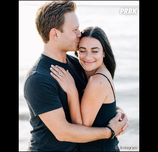 Lea Michele mariée à Zandy Reich : le couple s'est dit oui
