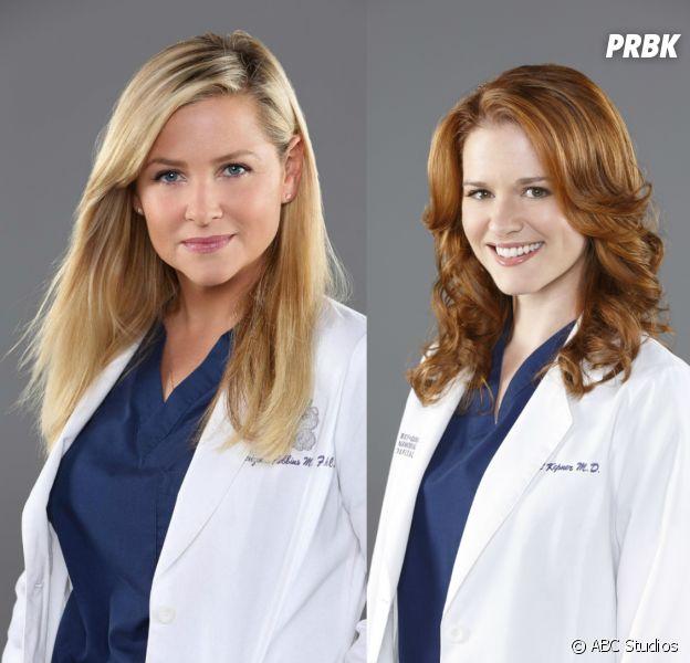 Grey's Anatomy : que deviennent Sarah Drew et Jessica Capshaw depuis leur départ ?