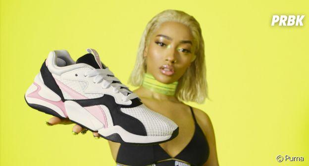 Puma : la rappeuse Shay devient égérie pour la paire Nova 90