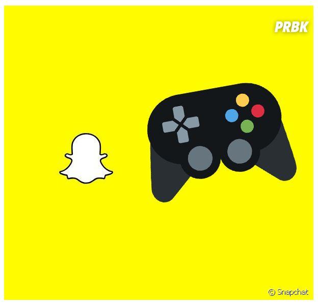 Snapchat pourrait lancer des jeux dès le mois d'avril