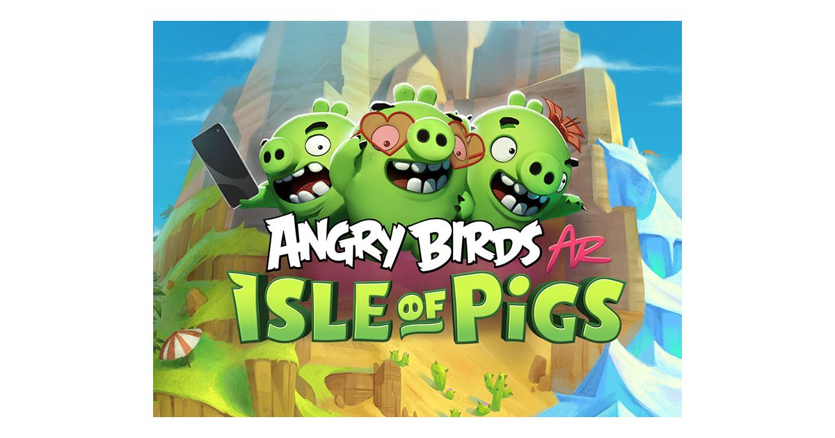 Preview angry birds ar isle of pigs un retour de cochon - Cochon angry bird ...