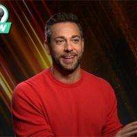 """Zachary Levi (Shazam) : """"J'ai accepté le rôle de Shazam parce que j'étais au chômage"""" (Interview)"""