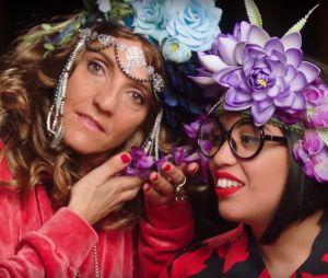 Florence Foresti et Melha Bedia parodient le groupe Brigitte et deviennent... les Bribrittes.
