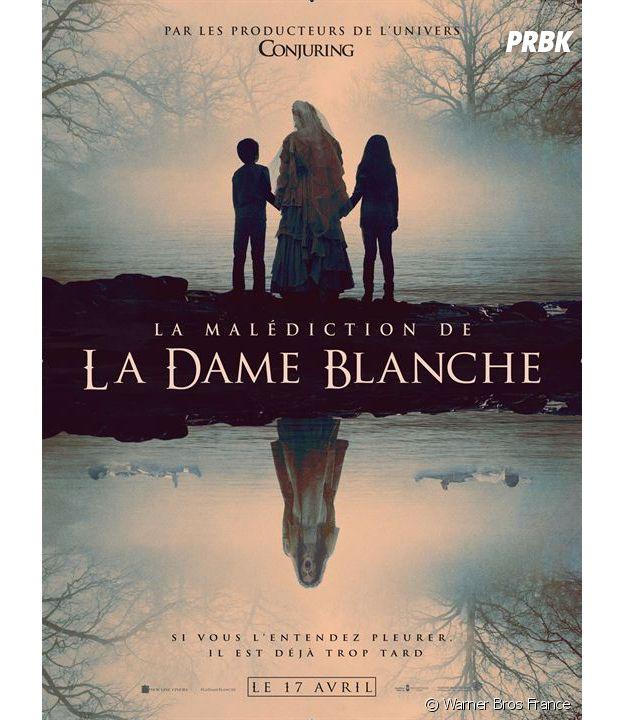 La Malédiction de la Dame Blanche : photos et affiche.