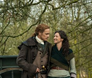 Outlander saison 5 : la première photo avec Sam Heughan et Caitriona Balfe