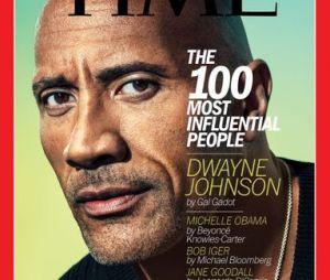 Dwayne Johnson dans le top 100 des personnalités les plus influentes du TIME pour 2019