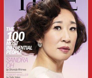 Sandra Oh dans le top 100 des personnalités les plus influentes du TIME pour 2019
