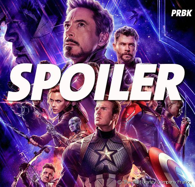 Avengers 4 : l'autre fin d'abord imaginée pour un personnage mort