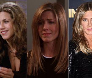 Friends : Jennifer Aniston au début de la série, à la fin de la série et aujourd'hui