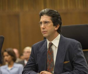 David Schwimmer dans American Crime Story : The People v. OJ Simpson