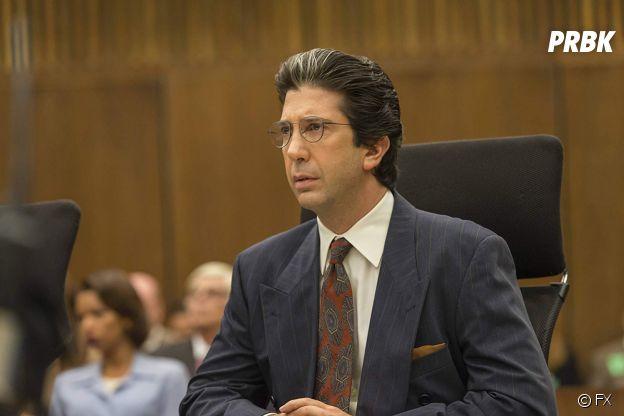 David Schwimmer dans American Crime Story : The People v. OJ Simpson