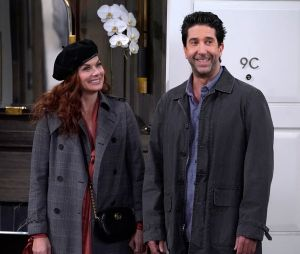 David Schwimmer dans Will & Grace