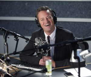 Matthew Perry dans la série Go On