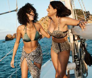 H&M lance une campagne body positive : les internautes valident le bikini body du mannequin avec des formes