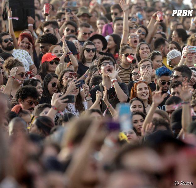 Lollapalooza, Solidays, We Love Green... Les festivals où ça choppe le plus sur Happn