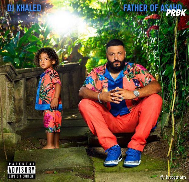 """""""Father of Asahd"""" : DJ Khaled dévoile son nouvel album avec Jay-Z, Chris Brown, Beyoncé et Cardi B"""
