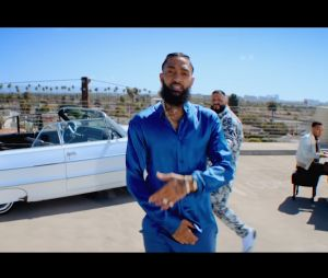 """Higher"" : DJ Khaled, Nipsey Hussle et John Legend"