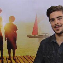 Zac Efron à l'avant première du Secret de Charlie à Deauville avec Purefans News