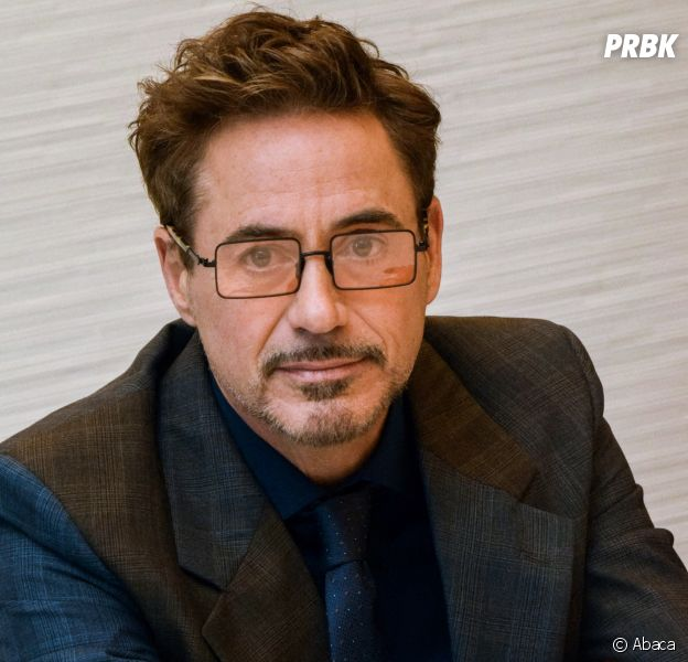 Quand Robert Downey Jr. agit comme Tony Stark (Iron Man)