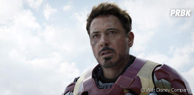 Robert Downey Jr. Tony Stark Iron Man