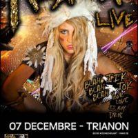Kesha ... En concert en France pour la première fois