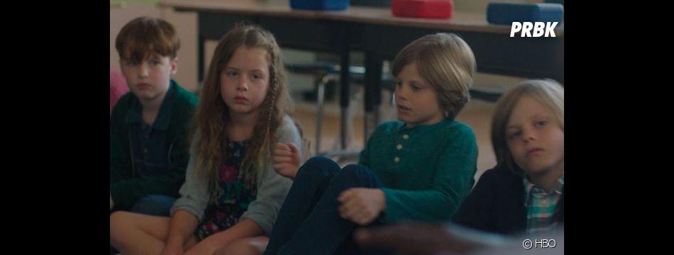 Faith Urban au milieu des garçons dans Big Little Lies saison 2.