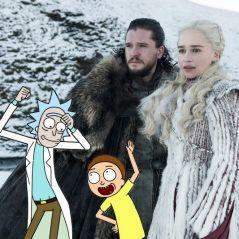 """Game of Thrones saison 8 : """"Les fans sont ingrats"""", les créateurs de Rick & Morty défendent la fin"""