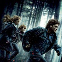 Harry Potter et les Reliques de la Mort (1ére Partie) ... l'affiche américaine