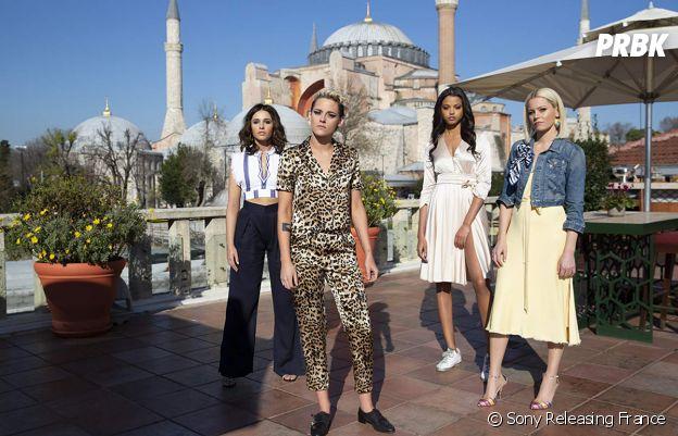 Le nouveau film Charlie's Angels se dévoile en bande-annonce avec Kristen Stewart, Naomi Scott et Ella Balinska.