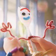 Toy Story 4 : Fourchette sera le héros d'une mini-série sur Disney+