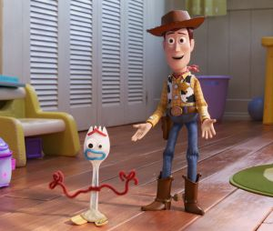 Toy Story 4 : Fourchette va avoir droit à une mini-série sur Disney+