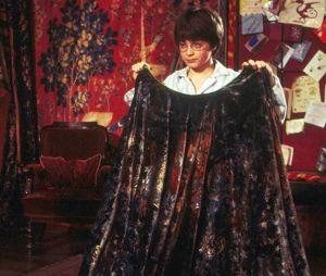 Harry Potter : vous allez pouvoir acheter la cape d'invisibilité