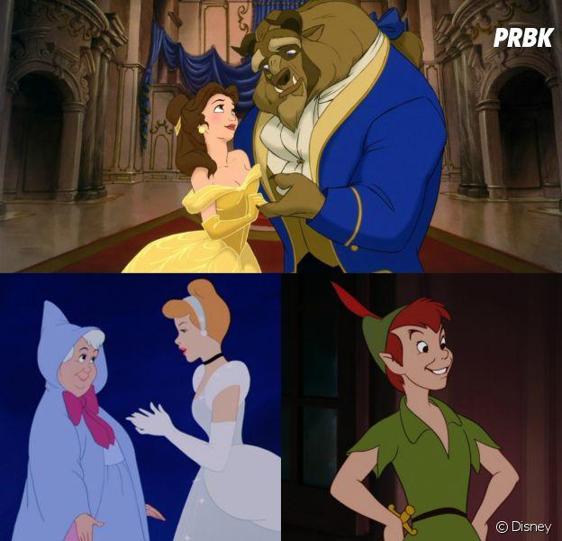 La Belle et Bête, Cendrillon, Peter Pan : les vraies fins des contes ayant inspiré les films Disney
