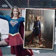 Supergirl saison 5 : adieu la jupe, Melissa Benoist dévoile le nouveau costume de Kara